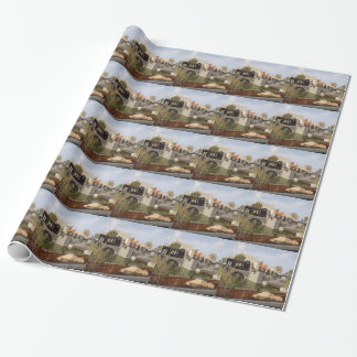 Tooth and Nail Castle Winery in Paso Robles Wrapping Paper