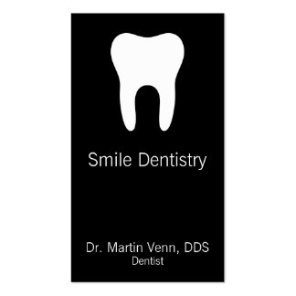 Tooth Business Card