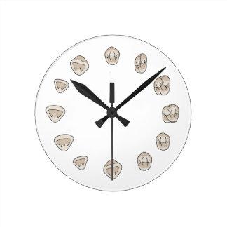 Tooth Clock (Medium)