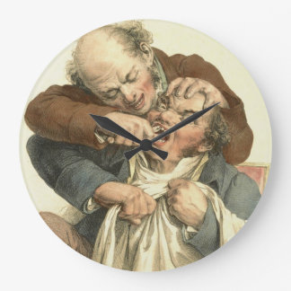 Tooth Extraction 1790 Large Clock