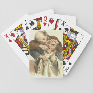 Tooth Extraction 1790 Playing Cards