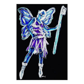 tooth faery 1 008invert poster