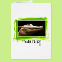 Tooth Fairy Card