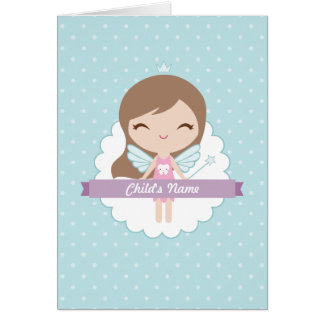 Tooth Fairy Card (Customizable)
