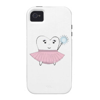 Tooth Fairy iPhone4 Case
