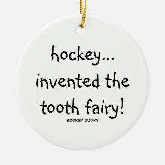 tooth fairy! ceramic ornament