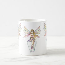 Tooth Fairy Coffee Mug by Molly Harrison