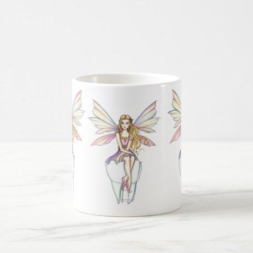 Tooth Fairy Coffee Mug by Molly Harrison