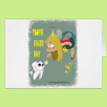 Tooth Fairy Day - Appreciation Day Card
