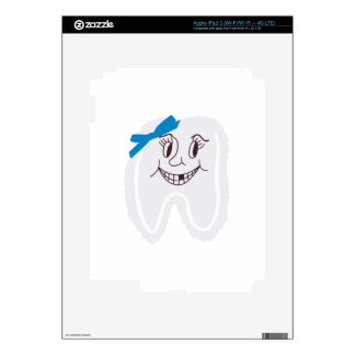 Tooth Fairy Decal For iPad 3