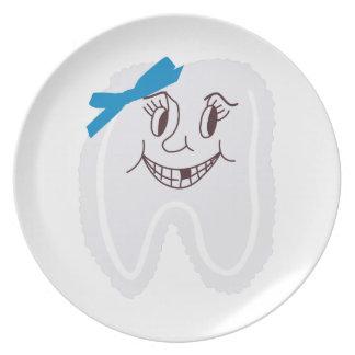 Tooth Fairy Dinner Plate