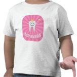 Tooth fairy got teeth t-shirts