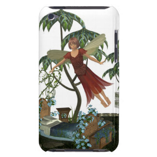 Tooth Fairy in Flight iPod Touch Cover
