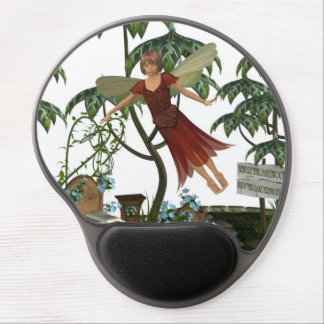 Tooth Fairy in Flight Gel Mouse Pad