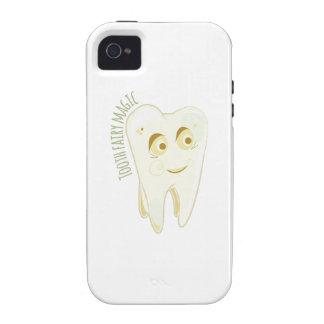 Tooth Fairy Magic Case-Mate iPhone 4 Case