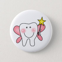 Tooth Fairy Pinback Button
