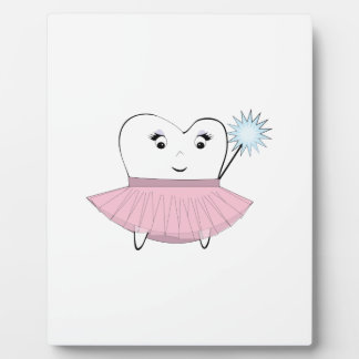 Tooth Fairy Plaque