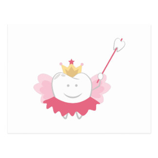 Tooth Fairy Postcard