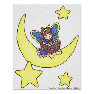 Tooth Fairy Print