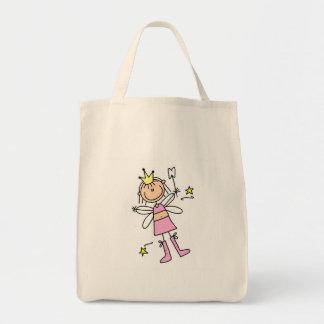 Tooth Fairy Stick Figure Bag