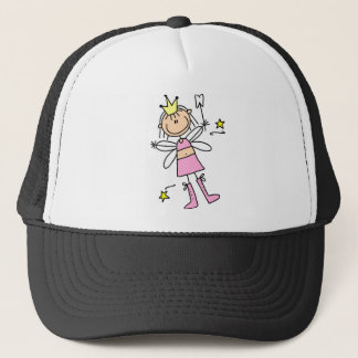 Tooth Fairy Stick Figure Hat