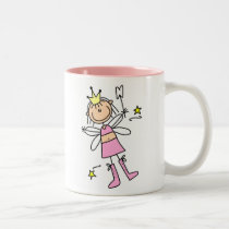 Tooth Fairy Stick Figure Mug