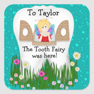 Tooth Fairy Sticker - SRF
