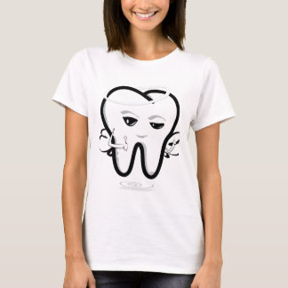 Tooth t shirts shirt designs zazzle for Tooth fairy t shirt