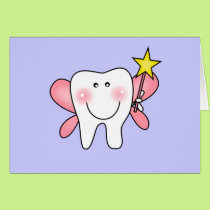 Tooth Fairy Tshirts and Gifts Card