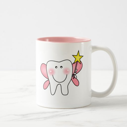 Tooth Fairy Tshirts and Gifts Coffee Mugs