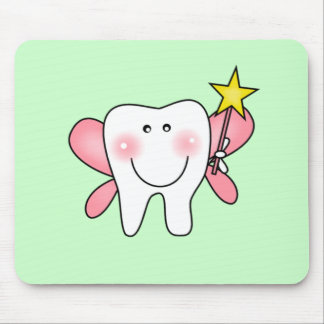 Tooth Fairy Tshirts and Gifts Mouse Pads