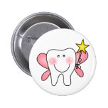 Tooth Fairy Tshirts and Gifts Pin