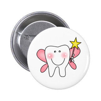 Tooth Fairy Tshirts and Gifts Pinback Button