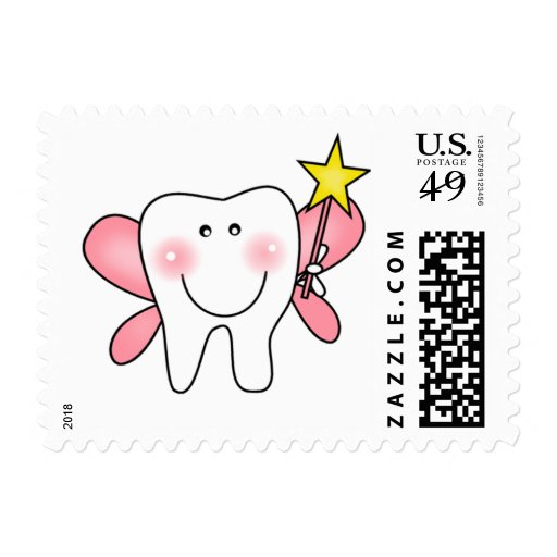 Tooth fairy tshirts and gifts postage stamps zazzle for Tooth fairy t shirt