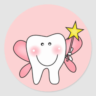 Tooth Fairy Tshirts and Gifts Sticker