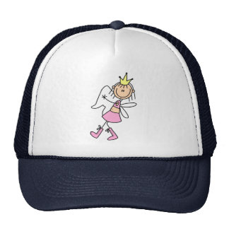Tooth Fairy With Her Hands Full Hat
