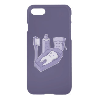 Tooth funeral iPhone 8/7 case