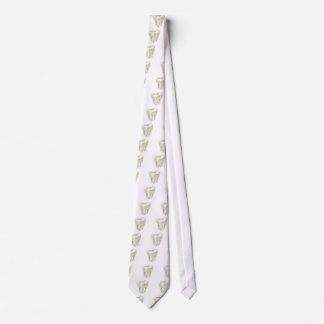Tooth illustration tie