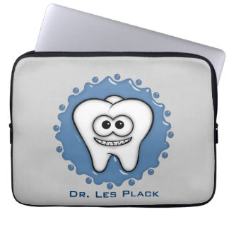 Tooth Laptop Computer Sleeve