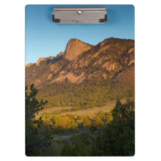 Tooth Of Time, Philmont Scout Ranch, Cimarron Clipboard