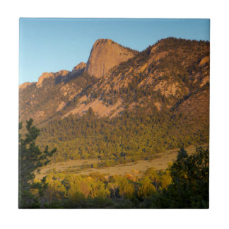 Tooth Of Time, Philmont Scout Ranch, Cimarron Tile