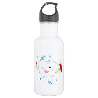 Tooth & Paste 18oz Water Bottle