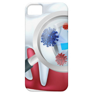 Tooth Protection iPhone SE/5/5s Case