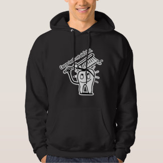 Tooth Rot Ain't Hot Hoodie