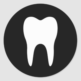 Dentist Symbol Stickers | Zazzle