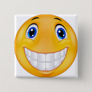 tooth smile button