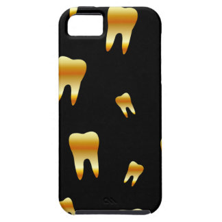 Tooth wallpaper for dentist iPhone SE/5/5s case