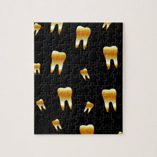 Tooth wallpaper for dentist puzzle