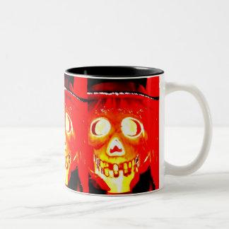 Toothache, Toothache, Toothache Two-Tone Coffee Mug