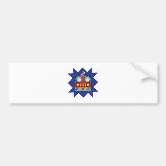 ToothBot Bumper Sticker